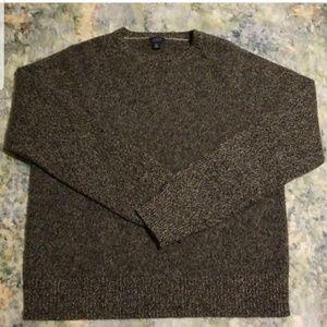 J.Crew Fine Lambswool Marled Sweater Sz XL